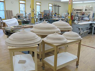 Dobson Pipe Organ Builders Ltd Instruments