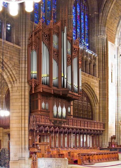 Dobson Pipe Organ Builders, Ltd  - Op  93