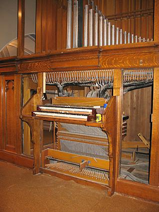 Dobson Pipe Organ Builders, Ltd  - Instruments